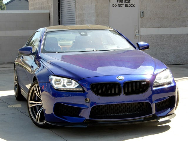 2013 BMW M6 Coupe RWD
