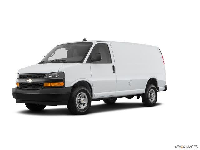 2020 Chevrolet Express Cargo 2500 RWD
