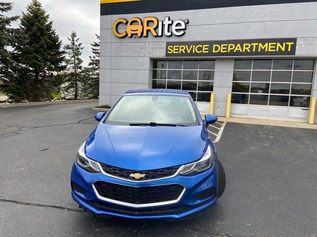2017 Chevrolet Cruze LT Sedan FWD