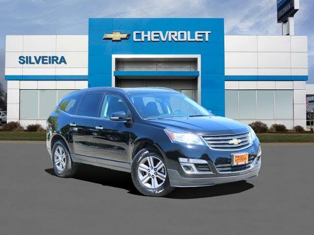 2017 Chevrolet Traverse 2LT AWD