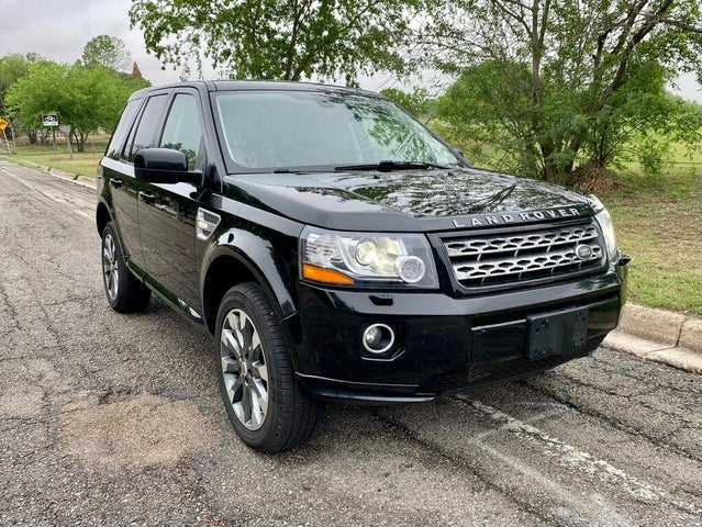 2014 Land Rover LR2 HSE LUX AWD