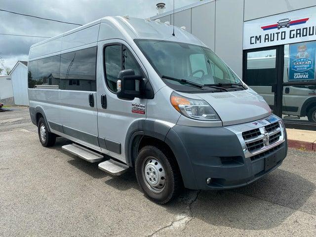 2016 RAM ProMaster 2500 159 High Roof Cargo Van with Window