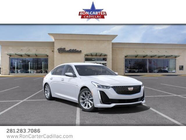 2021 Cadillac CT5 Luxury Sedan RWD