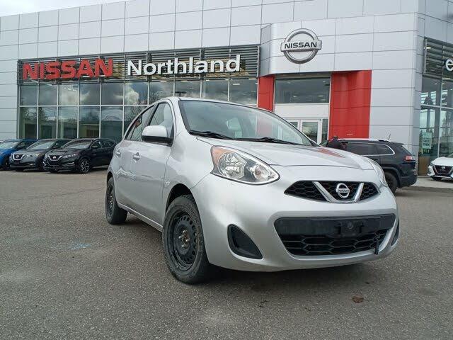 2015 Nissan Micra SV FWD