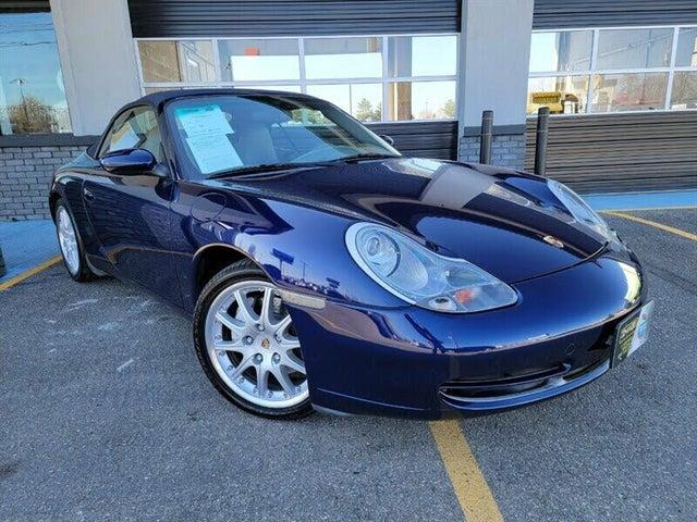 2001 Porsche 911 Carrera 4 Convertible AWD