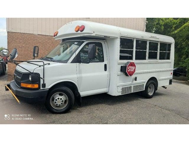 2013 Chevrolet Express 3500 2LT RWD