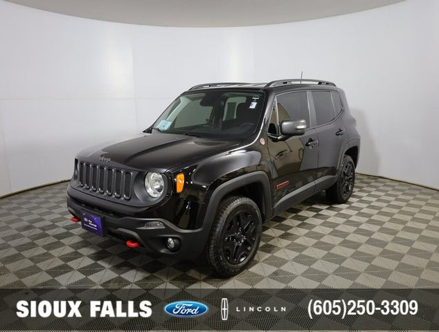 2018 Jeep Renegade Trailhawk 4WD