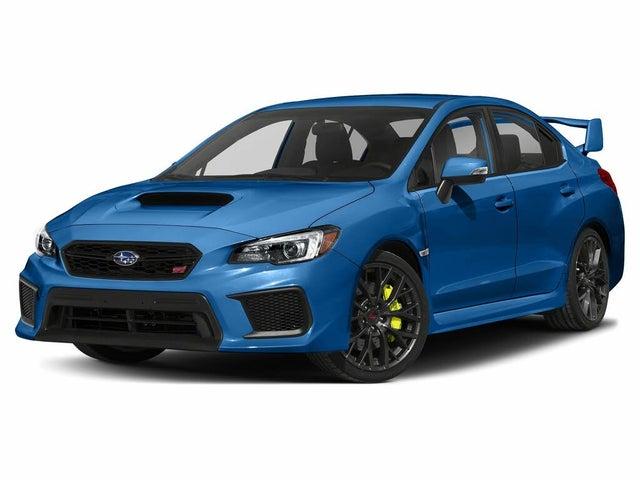 2019 Subaru WRX STI Sport AWD