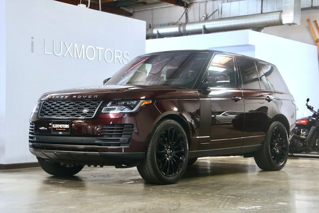2020 Land Rover Range Rover Td6 4WD