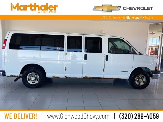 2003 Chevrolet Express 3500 LS Extended RWD