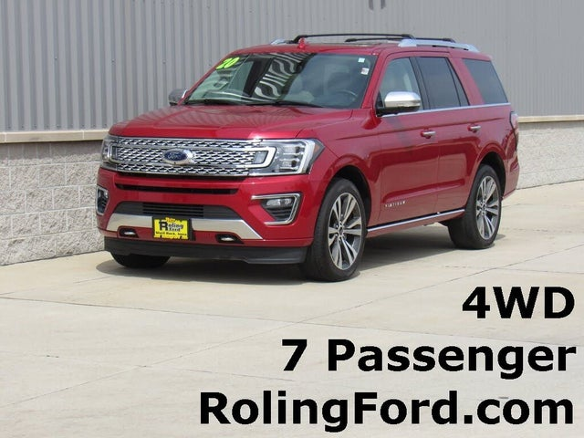 2020 Ford Expedition Platinum 4WD