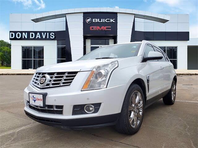 2016 Cadillac SRX Premium FWD