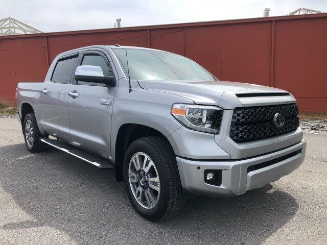 2018 Toyota Tundra Platinum CrewMax 5.7L
