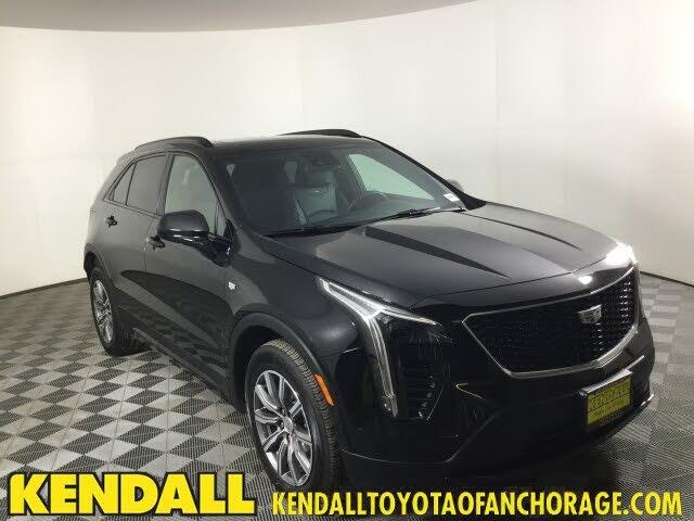 2020 Cadillac XT4 Sport AWD