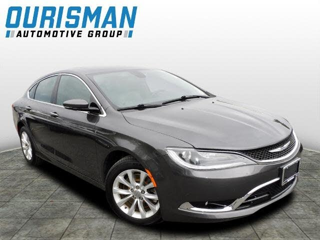2015 Chrysler 200 C Sedan FWD