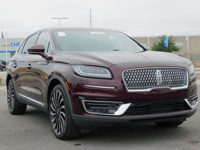 2019 Lincoln Nautilus Black Label AWD