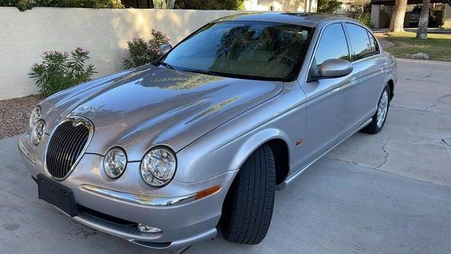 2003 Jaguar S-TYPE 4.2L V8 RWD