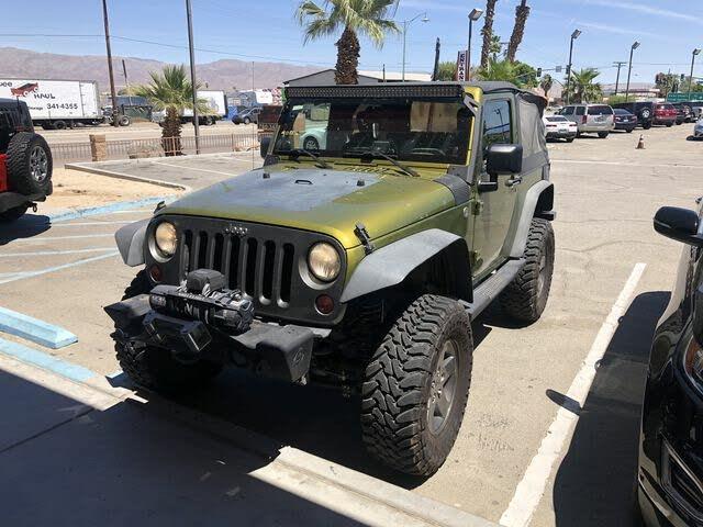 2010 Jeep Wrangler Mountain
