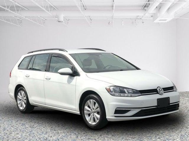 2018 Volkswagen Golf SportWagen 1.8T Trendline 4Motion AWD
