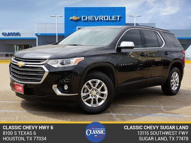 2020 Chevrolet Traverse LT Cloth FWD