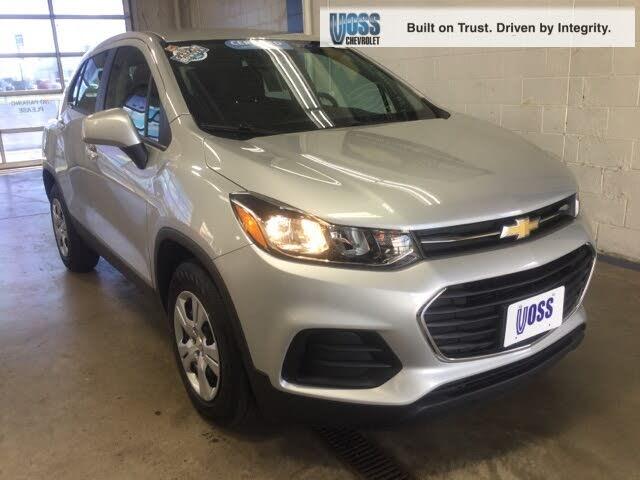 2018 Chevrolet Trax LS FWD