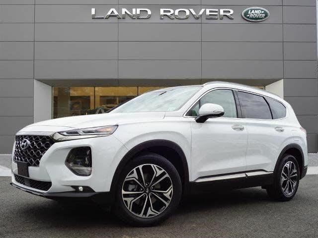 2020 Hyundai Santa Fe 2.0T Limited AWD
