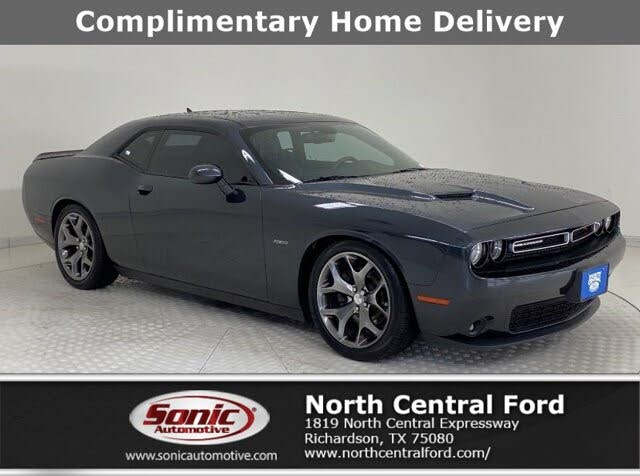 2016 Dodge Challenger R/T Plus RWD