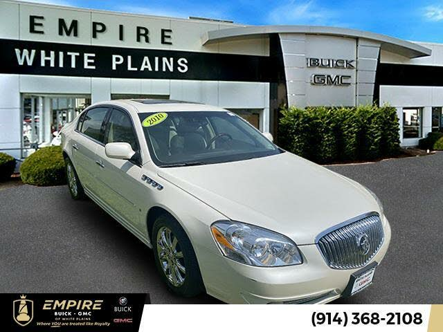 2010 Buick Lucerne Super FWD with 1XS