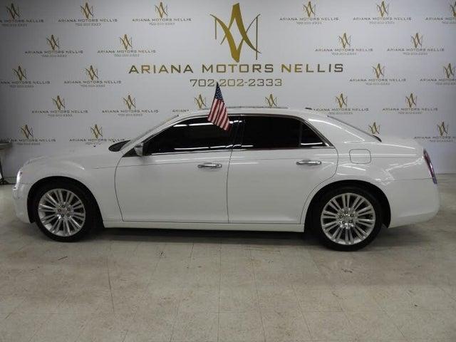 2012 Chrysler 300 C Luxury Series RWD