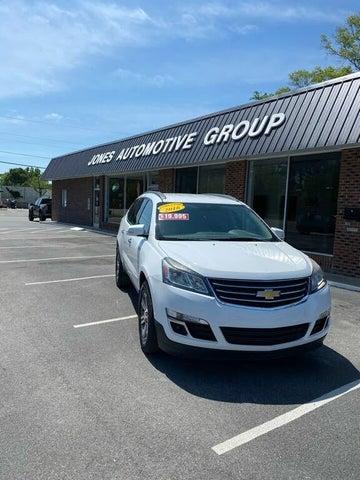 2016 Chevrolet Traverse 2LT FWD