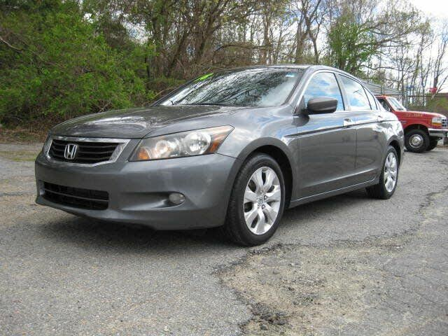 2008 Honda Accord EX-L V6