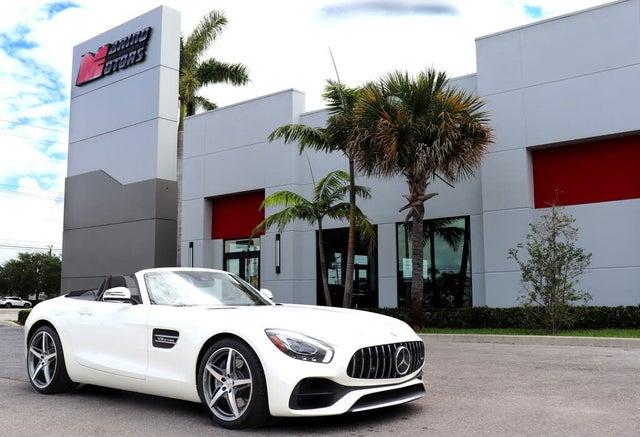 2019 Mercedes-Benz AMG GT Roadster RWD
