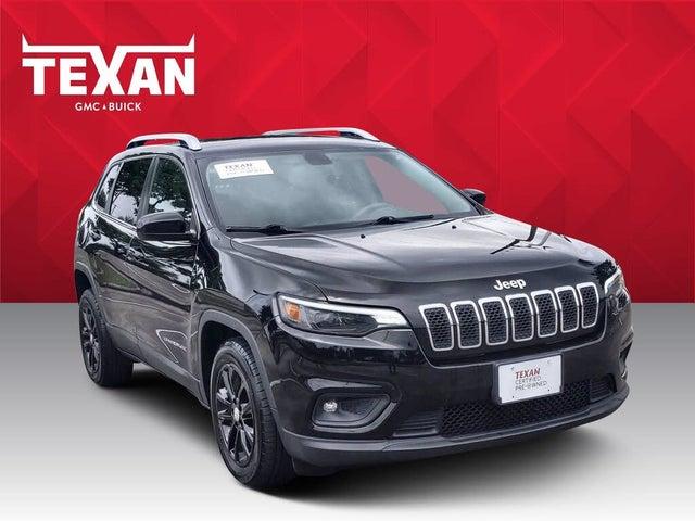 2019 Jeep Cherokee Latitude FWD