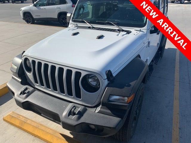 2020 Jeep Wrangler Unlimited Sport Altitude 4WD
