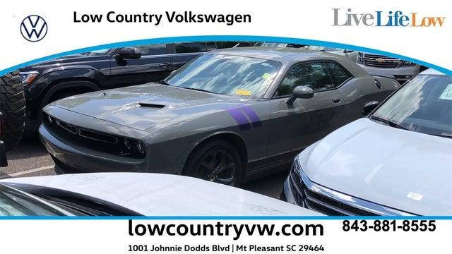 2017 Dodge Challenger SXT RWD