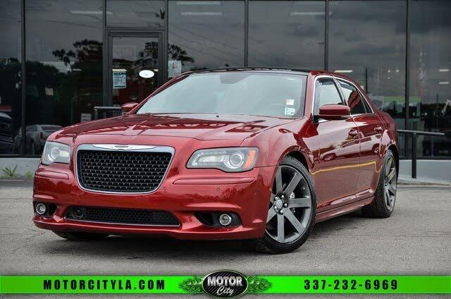 2014 Chrysler 300 SRT Premium RWD