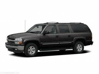 2005 Chevrolet Suburban 1500 LS RWD