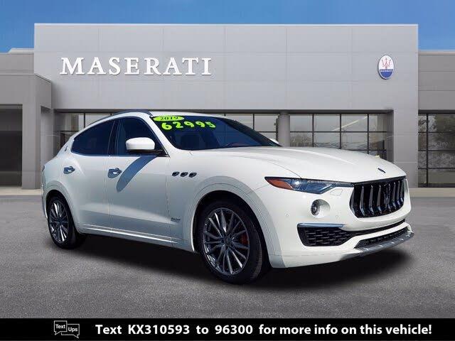2019 Maserati Levante GranLusso 3.0L AWD