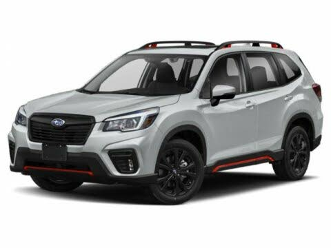 2021 Subaru Forester Sport Crossover AWD