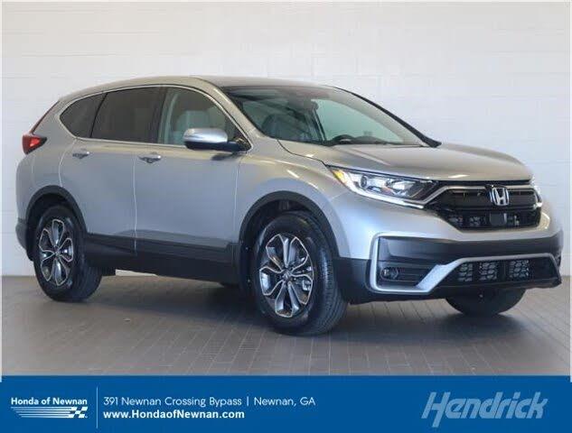 2021 Honda CR-V EX FWD