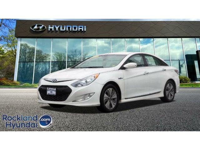 2015 Hyundai Sonata Hybrid Limited FWD