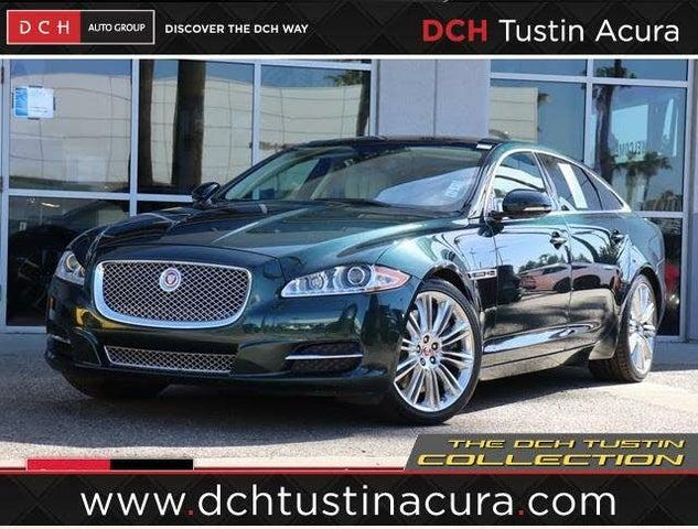 2014 Jaguar XJ-Series XJL Supercharged RWD