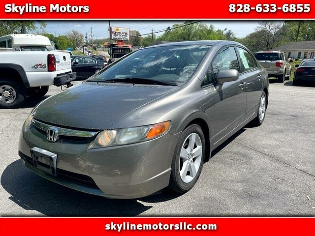 2007 Honda Civic EX with Navigation
