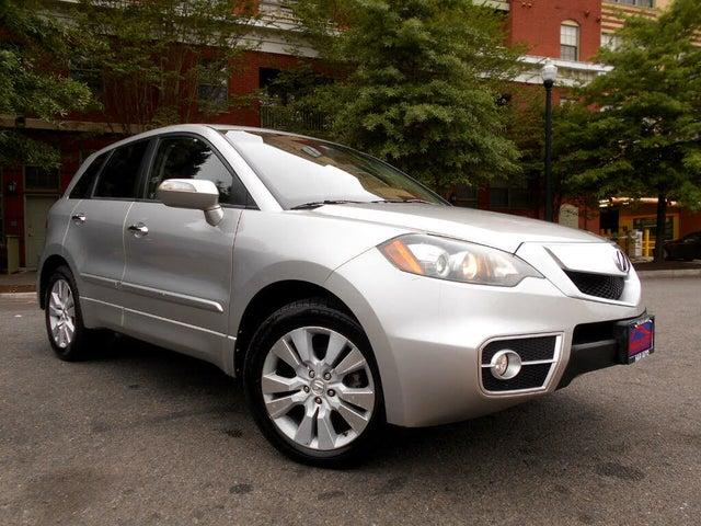 2010 Acura RDX SH-AWD