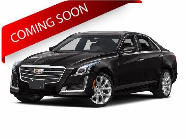 2015 Cadillac CTS 3.6L Performance AWD