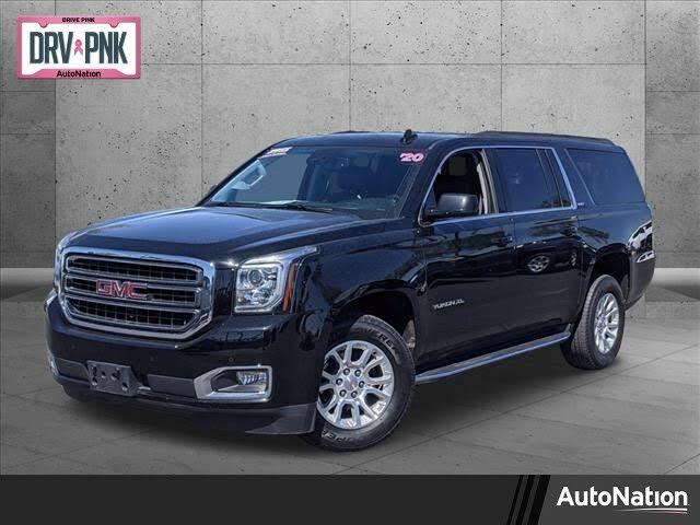 2020 GMC Yukon XL SLT 4WD