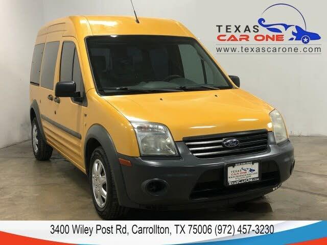2012 Ford Transit Connect Wagon XLT Premium FWD