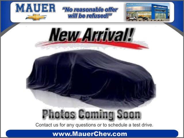 2019 Chevrolet Silverado 1500 RST Double Cab 4WD