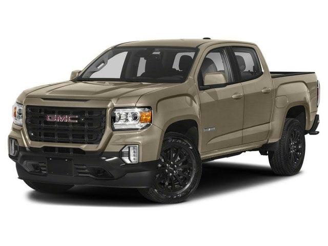 2021 GMC Canyon Elevation Crew Cab 4WD