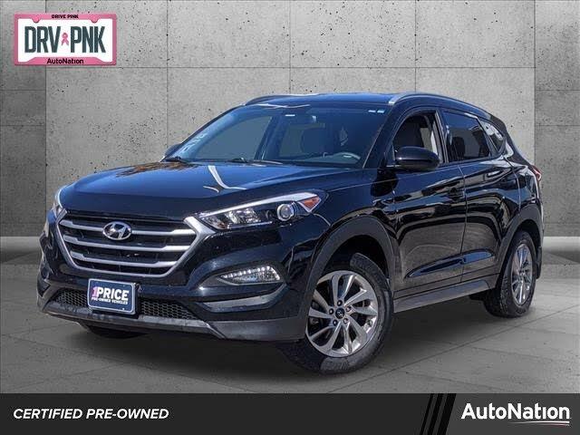 2017 Hyundai Tucson 2.0L SE AWD